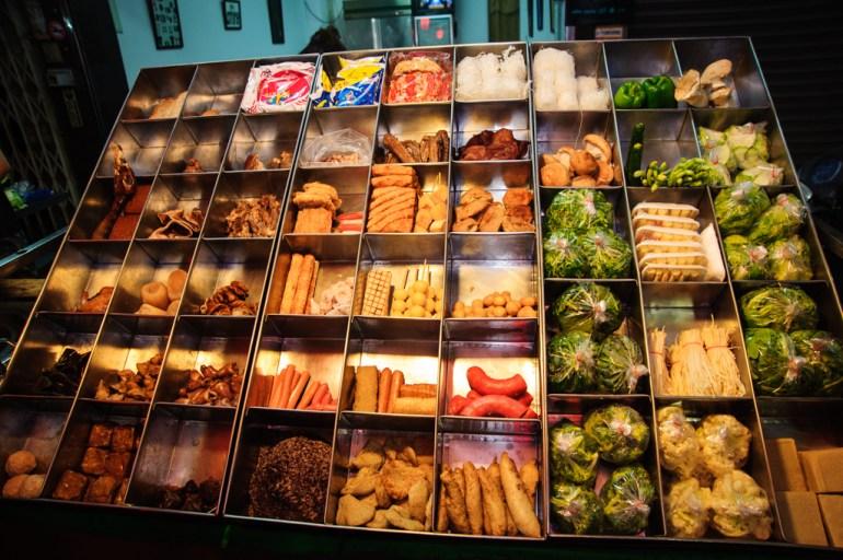 台南中西區宵夜好滋味,友愛街【傳承滷味】 @麻吉小兔吃貨旅行團