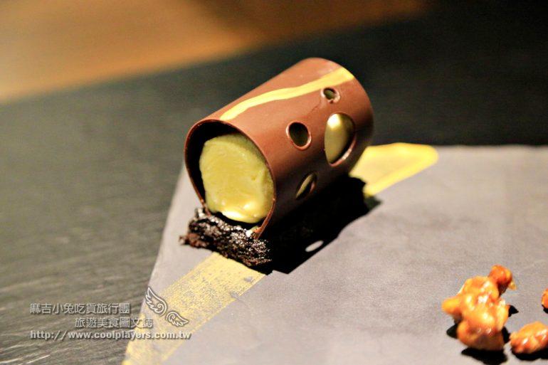 汐止【貝克街私人會所 BaCo Street】神秘隱藏版無菜單創意甜點 @麻吉小兔吃貨旅行團