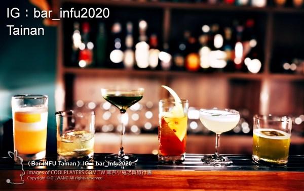 台南老屋酒吧《Bar INFU Tainan.》調酒魔術師Ben最新作品 @麻吉小兔吃貨旅行團