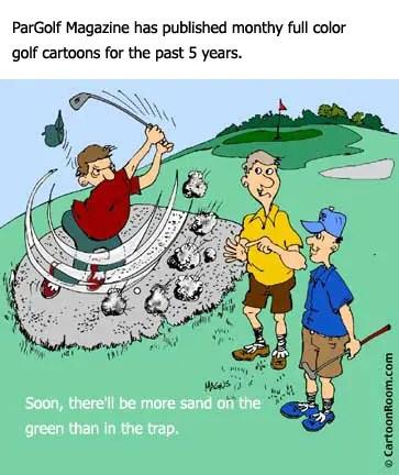 Clever Golf Puns