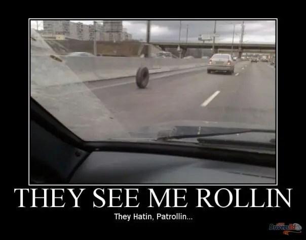 Tire Puns