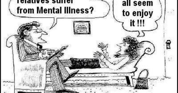 Mental health Puns