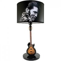 Elvis Presley Lamp - Cool Stuff to Buy and Collect