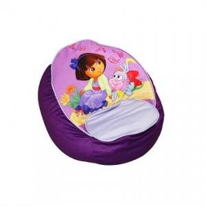 minnie mouse bean bag chair best modern rocking for nursery dora the explorer - cool stuff to buy and collect