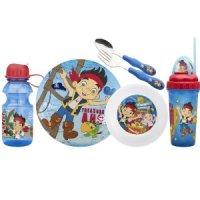Jake and the Neverland Pirates Dinnerware Set - Cool Stuff ...