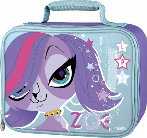 Littlest Pet Shop Lunch Bag  Cool Stuff to Buy and Collect