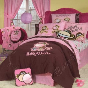 Bobby Jack Monkey Bedding  Cool Stuff to Buy and Collect