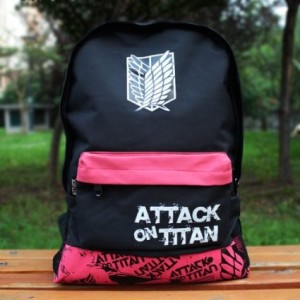 Attack on Titan Backpack  Cool Stuff to Buy and Collect