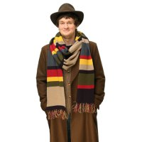 Doctor Who - 4th Doctor 12 Foot Scarf | Tom Baker's ...