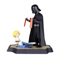 Star Wars Darth Vader & Son Maquette | A hand-numbered ...