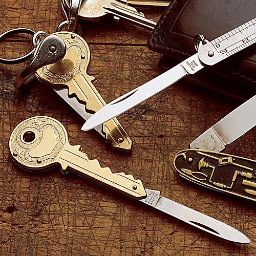 Knife Blade Shape Names