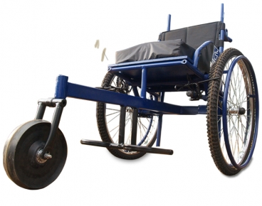 Leveraged Freedom Chair Is A Wheelchair For The OffRoad