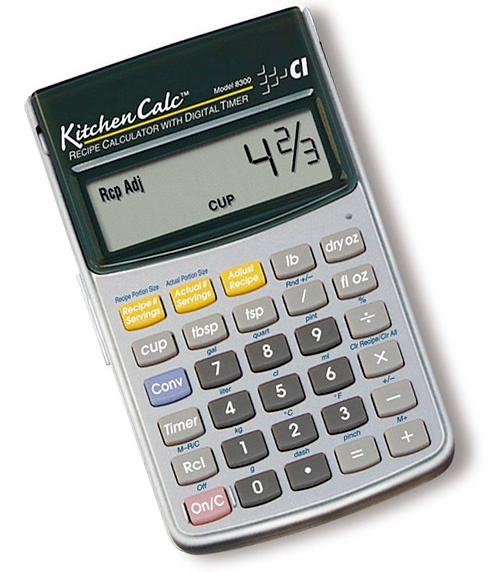 kitchen calculator sink manufacturers kitchencalc makes the standalone useful again