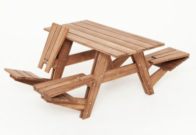 Childrens Folding Table