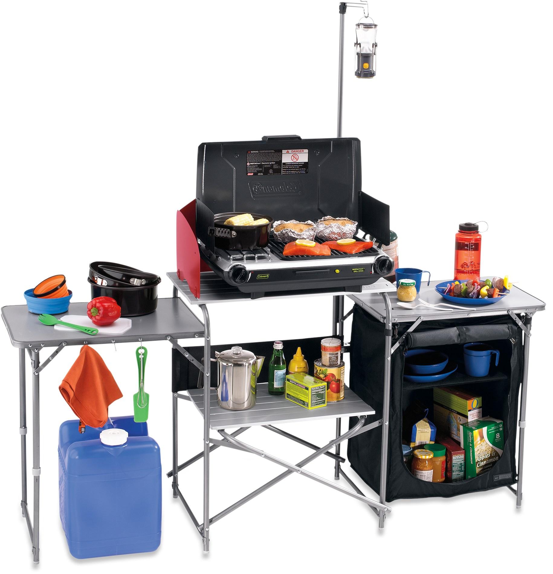 Rei Portable Camp Kitchen