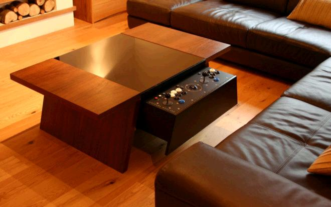Surface Tension Arcade Tables Joystick Gaming For Grownup