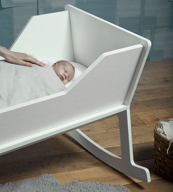 rocking chair and cradle in one covers amazon wedding rockid combines smart design