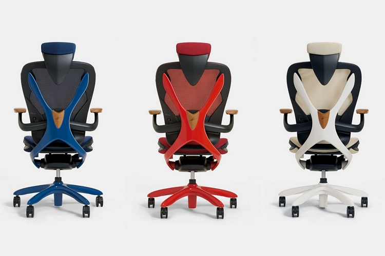 ferrari office chair metal butterfly vaya 2