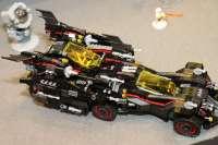 LEGO 70917 The Ultimate Batmobile Set
