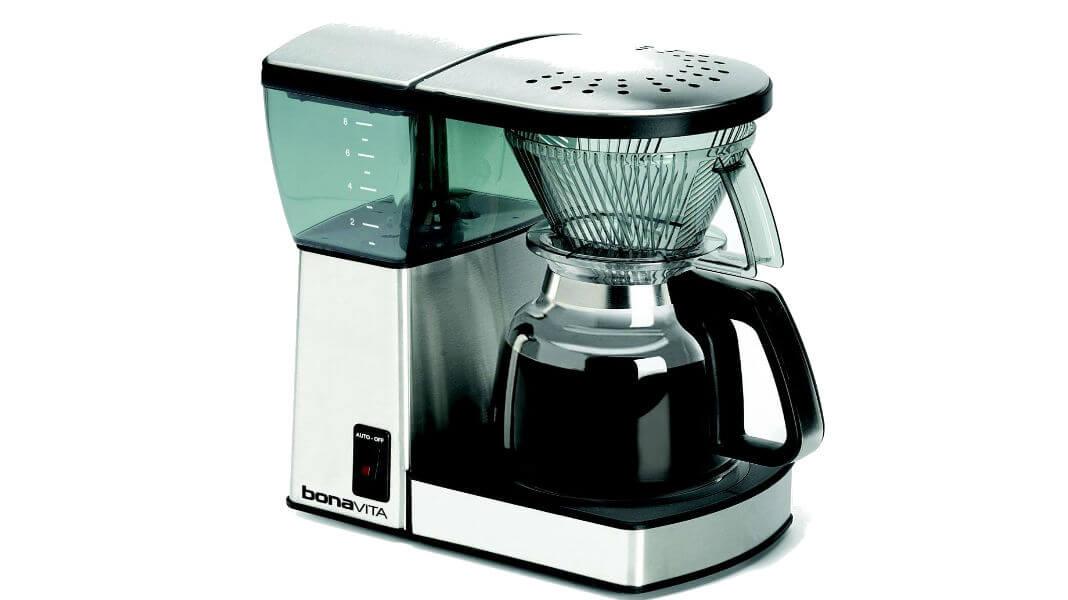 Bonavita BV1800 8Cup Coffee Maker Review