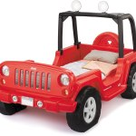 Full Review And Comparison Of The Little Tikes Jeep Wrangler Toddler Twin Bed Cool Toddler Beds