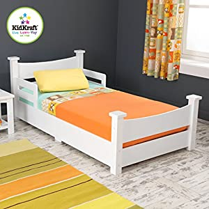 KidKraft Modern Toddler Bed Review - The Perfect Stylish Little Bed for Kids 8
