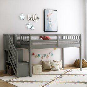 Top 6 Loft Bed for Toddlers/Kids 1