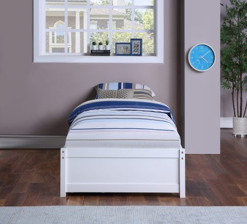 Twin Platform Bed With 2 Storage Drawers