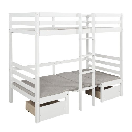 Functional Bunk bed , twin size 32