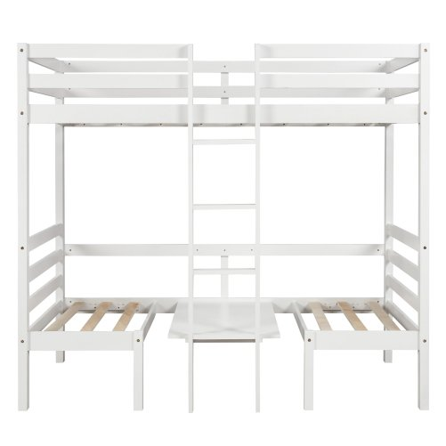 Functional Bunk bed , twin size 6