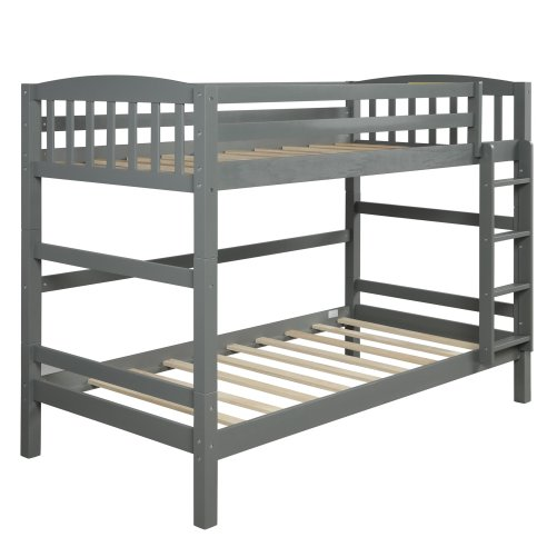 Twin over Twin Loft Bed, can be separated 11
