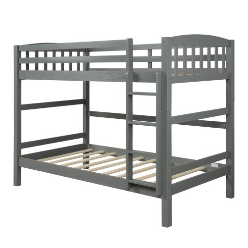 Twin over Twin Loft Bed, can be separated 6
