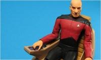 COOL TOY REVIEW: Star Trek Captain Jean-Luc Picard Figure