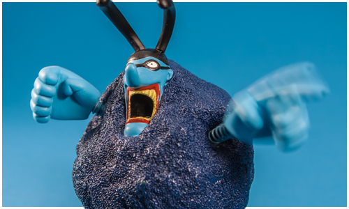 COOL TOY REVIEW Chief Blue Meanie Shakems