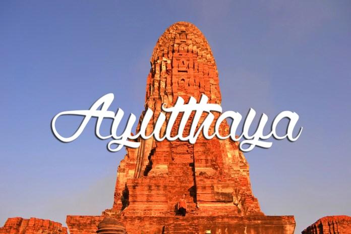 ayutthaya blog