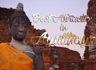 best ayutthaya attractions