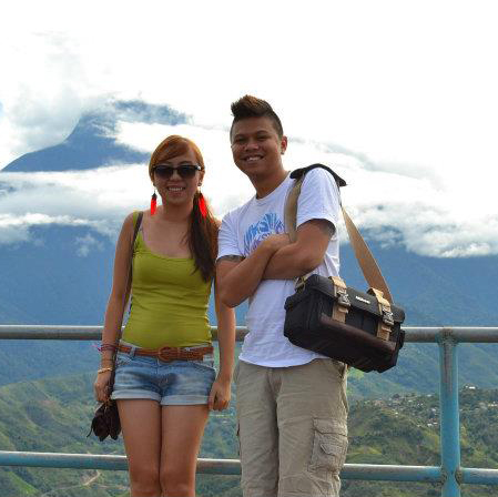 Mt. Kinabalu View Point