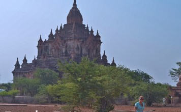temples to visit in Bagan