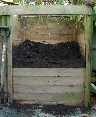 compost container kitchen white cabinets garden