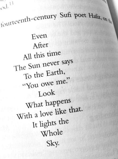 This is one of my favorite poems. - Imgur