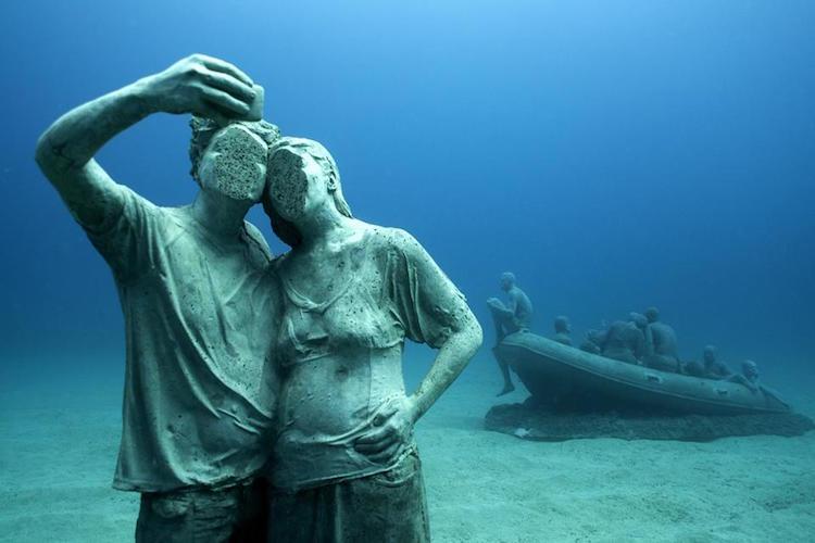 Museo-Atlantico_Lanzarote_Selfie_clean_00154_Jason-deCaires-Taylor_Sculpture