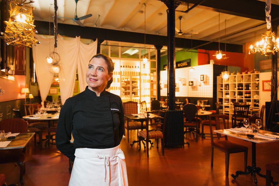 Literatura y gastronom a se unen en el semproniana una vez - Restaurante semproniana barcelona ...