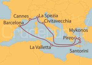 Crucero-España,-Francia,-Italia,-Grecia,-Turquía,-Malta-(2)