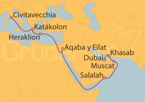 Desde-Civitavecchia-(Roma)-a-Dubai-(EAU)-con-el-barco-Costa-Mediterranea-(1)