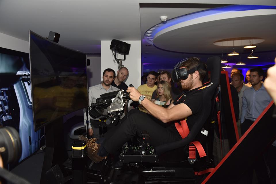AutoBeltran inaugura el primer AMG Performance Center de España en Barcelona