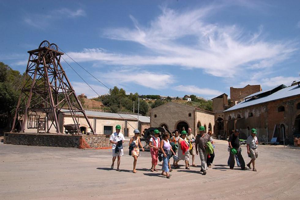 Museo de las Minas de Bellmunt del Priorat ©Turisme Priorat