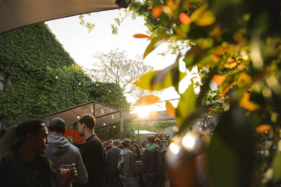 Palo Market Fest celebra la 'revetlla' de Sant Joan en el Port del Forum