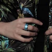 Mood | Anillos unisex contemporáneos hechos a medida