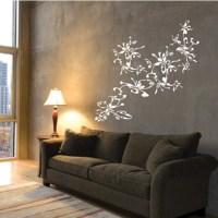 abstract wall decals 2017 - Grasscloth Wallpaper