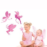 Fairy Wall Decals - talentneeds.com